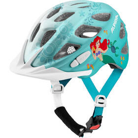Alpina Rocky Casque de vélo Enfant, disney arielle